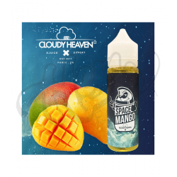 Space Mango 50ml - Cloudy heaven