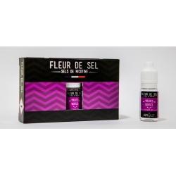 pack de 5 - Fruits Rouge 10ml - Fleur de Sel - Airmust