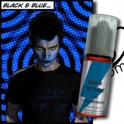 Concentré Black'n'Blue 10ml - T-juice