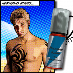 Concentré Hermano Rubio 10ml - T-juice