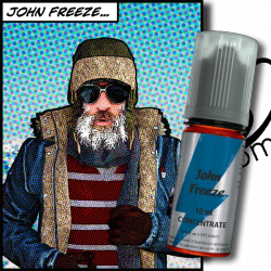 CONCENTRE John Freeze 10ml - Tjuice