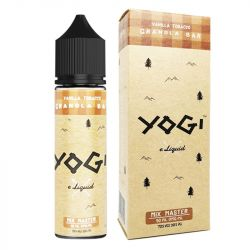 Vanilla Tobacco granola bar 50ml 00mg - Yogi Juice