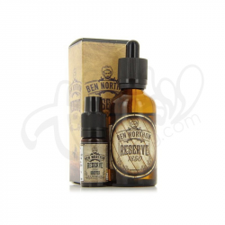 Reserve 40ml 00mg +Booster 10ml offert - Ben Northon.