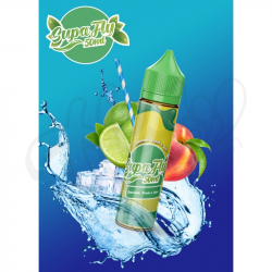 Lemonade peach 50ml - Supafly