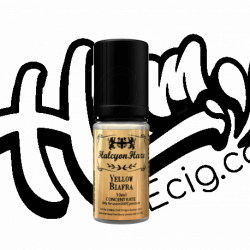 Concentré Yellow biaffra 10ml - Halcyon Haze
