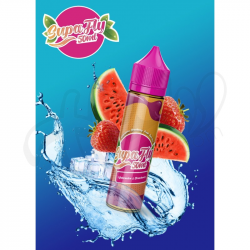 Watermelon Strawberry 50ml - Supafly