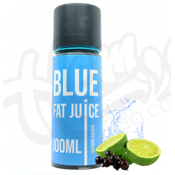 Blue 100ml/ 00mg/ 50/50 - Fat Juice