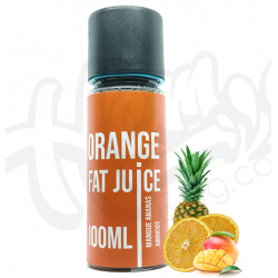 Orange 100ml - Fat Juice