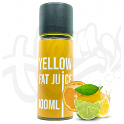 Yellow 100ml - Fat Juice