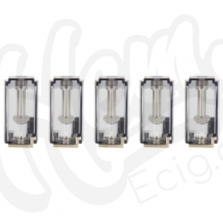 Pack de 5 Mesh Cartridge Exceed Grip Pod/ 0.8ohm - Joyetech