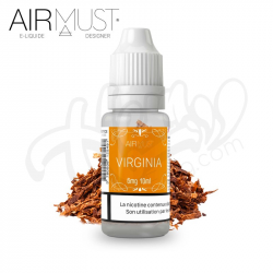 E-liquides Virginia 10ML - Airmust