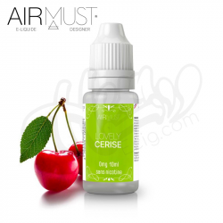 E-liquides Lovely Cerise 10ML - Airmust