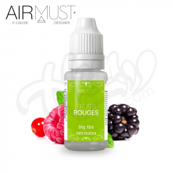 E-liquides Fruits Rouges 10ML - Airmust