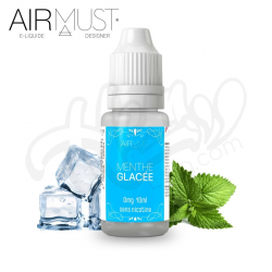 E-liquides Menthe Glacee 10ML - Airmust
