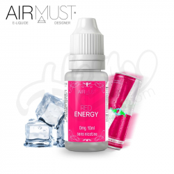 E-liquides Red Energy 10ml - Airmust
