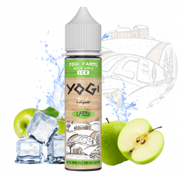 FARMS / Green Apple ICE / 50ml / 00mg / 70/30 - Yogi