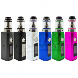 Kit Colossal + Ohmie 4ml/ 24mm/ 80W / 1 Accu 18650 - Asmodus