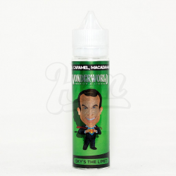 Sky's limit - Macron - 50ml 00mg - Wonderworld