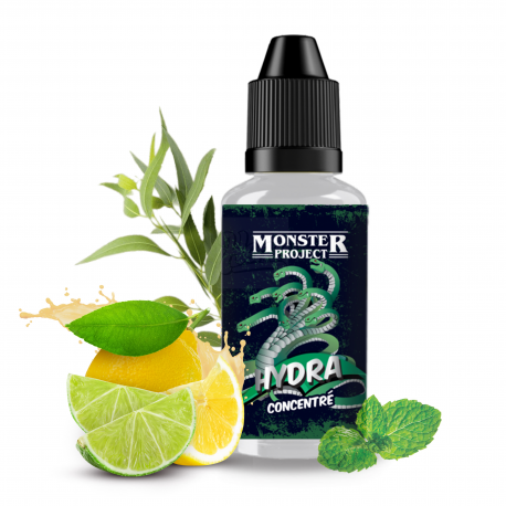 Concentré Hydra 30ml / 00mg/ 40/60 - Monster project