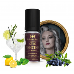 Concentré Gins addiction 10ml - Halcyon Haze