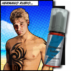 Concentré Hermano Rubio 30ML - TJuice