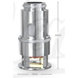 pack de 5 résistances - EF M 0.6ohm - Eleaf