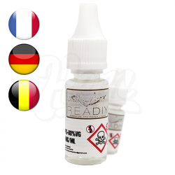 READIY Booster Nicotine - Booster 20mg 10ML TPD France / Belgique / Allemagne - READIY