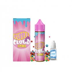 Bubble Cloud - Roller Coaster/ 50/50 / 50 ml - Air must