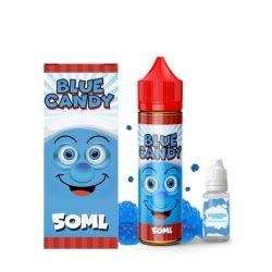 Blue Candy - Roller Coaster/ 50/50 / 50 ml - Air must