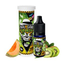 Concentre Final Game 10ml / Kiwi Melon - Chill Pill