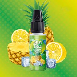 Concentre Ananas Citron 10 ml - SUN TEA