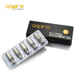 Pack de 5 meches ASPIRE BVC