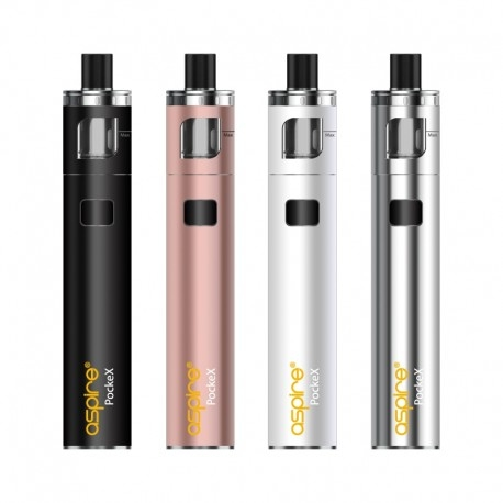 Pockex pocket aio Starter kit - Aspire