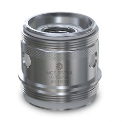 pack de 5 coil MGS ss316l 0.15 Head for ornate - Joyetech