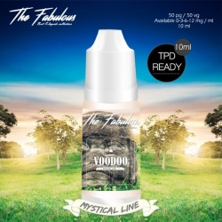 pack de 5 E-liquides Voodoo 10 ML - The Fabulous