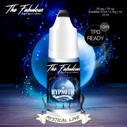 Pack de 5 E-liquides Hypnotic 10 ML - The Fabulous