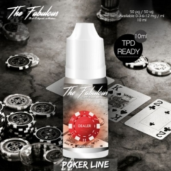 Pack de 5 E-liquides Dealer 10 ML - The Fabulous