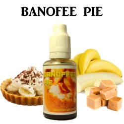 Concentré Banoffe Pie 30ML - Vampire vape