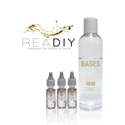 Base 150ml TPD (France et Belge) 50/50 3mg - Readiy