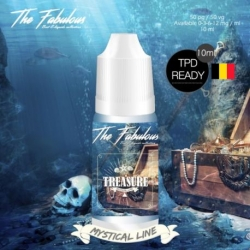 Pack de 5 Treasure TPD BELGE - The Fabulous
