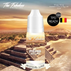 Pack de 5 Pyramid TPD Belge - The Fabulous