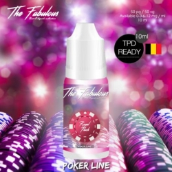 Pack de 5 Royal Flush TPD BELGE - The Fabulous