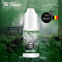 Pack de 5 Samourai TPD BELGE - The Fabulous