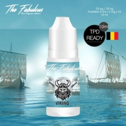 Pack de 5 Viking TPD BELGE - The Fabulous