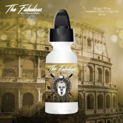 Gladiator 30ml 0mg/ml - The Fabulous
