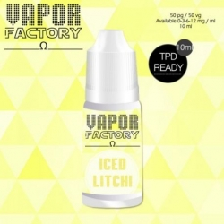 Iced Litchi 30ml 0mg/ml - Vapor Factory
