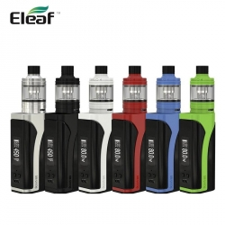 Kit iKuun i80 4.5ml 3000mAh Black - Eleaf