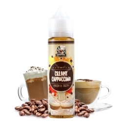 CREAMY CAPPUCCINO Boost 60ml (0mg) - Master Chef