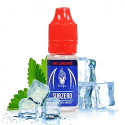 Subzero concentré 10ml - Halo