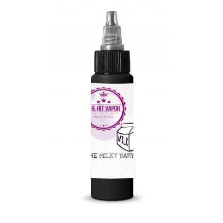 the Milky baby 50ml - the Hit Vapor